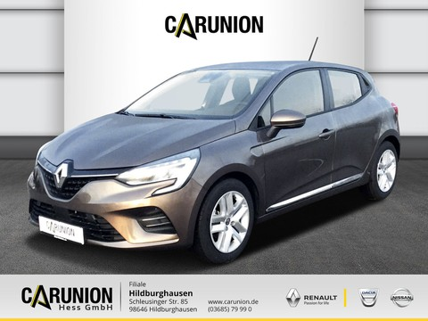 Renault Clio EXPERIENCE TCe heizung