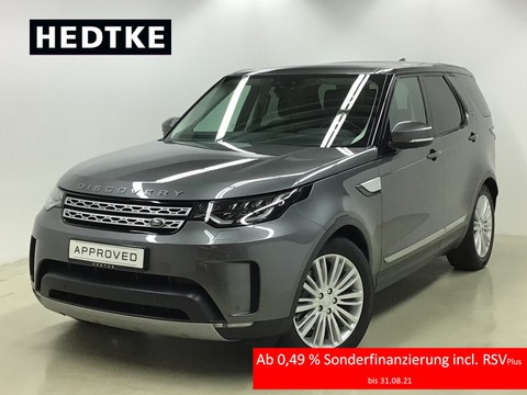 Land Rover Discovery 3.0 l Td6 HSE
