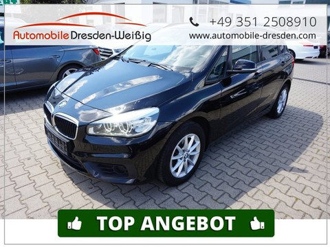 BMW 216 Active Tourer d Parkassi