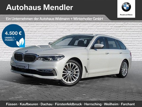 BMW 530 d xDrive Luxury Line 540EUR brutto
