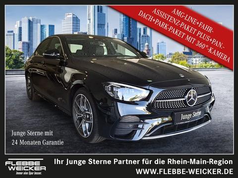 Mercedes-Benz E 400 d AMG ° DIST