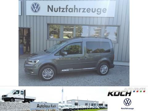 Volkswagen Caddy HAGELSCHADEN