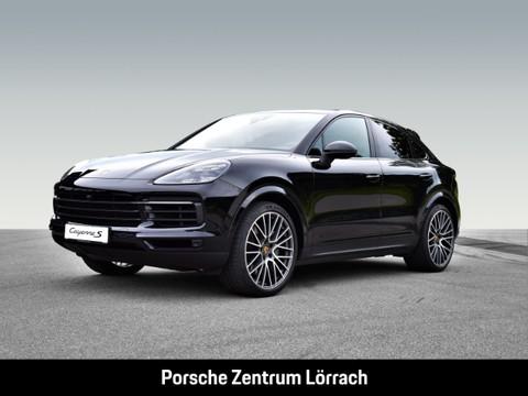 Porsche Cayenne S Coupe eh Werkswagen der Porsche AG