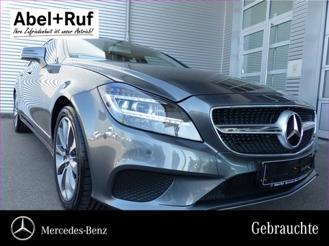 Mercedes CLS 220 d Coupe--