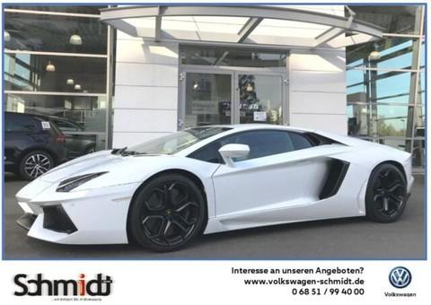 Lamborghini Aventador 700-4 Lifting GERMAN