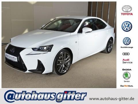 Lexus IS 300 h F Sport 300h stufenlose Automatik