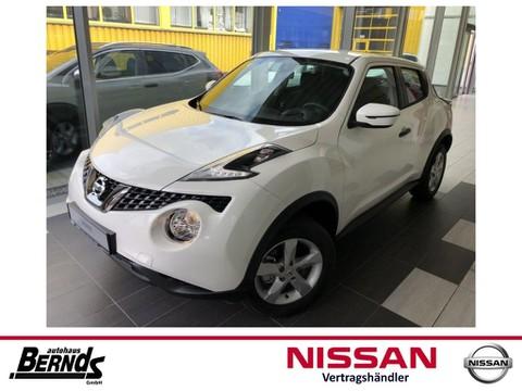 Nissan Juke 1.6 112PS Visia