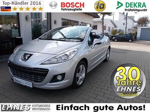 Peugeot 207 1.6 CC 16V THP 155 Platinum neu