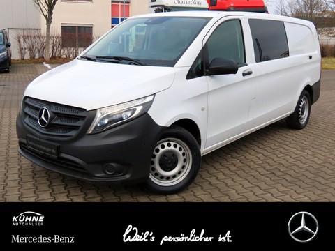 Mercedes-Benz Vito 114 Mixto Extralang LKW