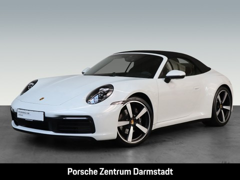 Porsche 992 911 Carrera Cabrio