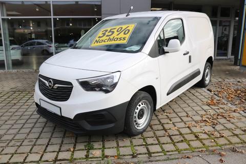 Opel Combo Cargoückfahrkamera
