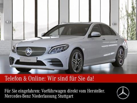 Mercedes-Benz C 180 AMG Spurhalt SpurPak