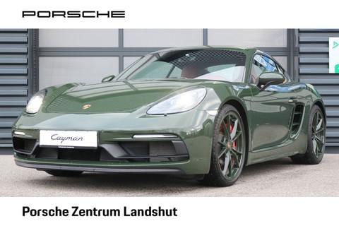 Porsche Cayman (718) GTS | Indiv Farbe | | |