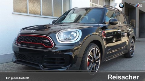 MINI John Cooper Works Countryman ALL4 A