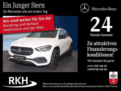 Mercedes-Benz GLA 200 Progressive Night-Paket