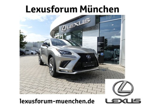 Lexus NX 300 h F Sport E-Four verfügbar