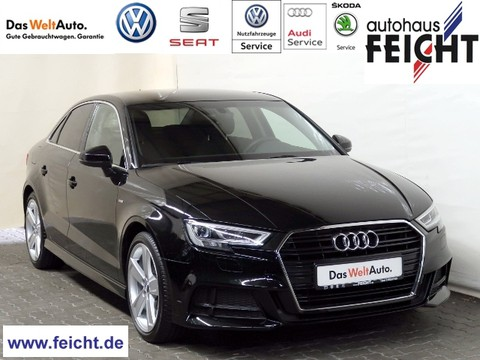 Audi A3 1.0 TFSI sport 30