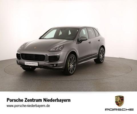 Porsche Cayenne S E-Hybrid (Sport Design Paket)