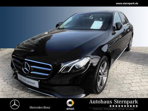 Mercedes-Benz E 220 d Avantgarde Apple