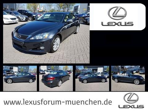 Lexus IS 250 C V6 sehr gepflegt
