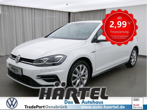 Volkswagen Golf 7 HIGHLINE R-LINE TDI (