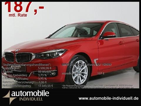 BMW 318 Gran Turismo Luxury Line