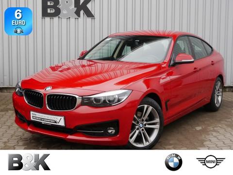 BMW 318 Gran Turismo Sport Line Leasing 299 o A