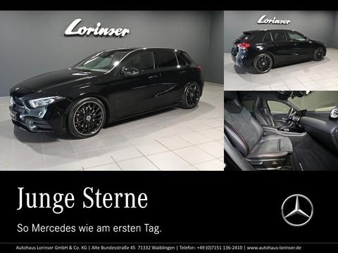 Mercedes-Benz A 220 d AMG MBUX °