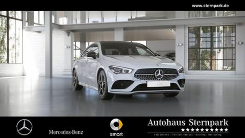 Mercedes-Benz CLA 220 Coupé AMG MBUX Night Ambient