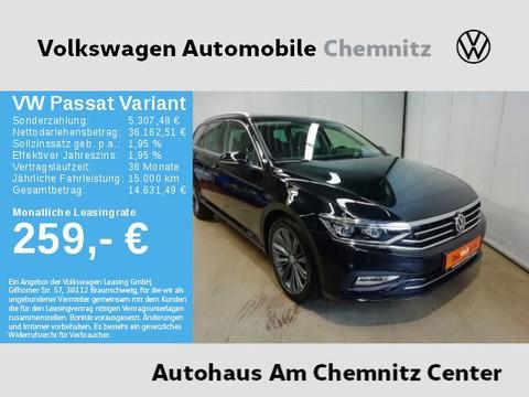 Volkswagen Passat Variant 2.0 TDI Business NewModel NP66400