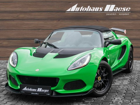 Lotus Elise CUP 250 VIPER GREEN by Autohaus Haese