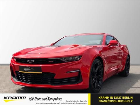 Chevrolet Camaro Coupe V8 2021 Werksgarantie 36 Monate