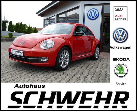 "Volkswagen Beetle 1.2 TSI Design ""Club & Lounge"""