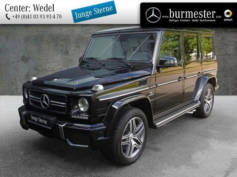 Mercedes G 63 AMG Station-Wagen lang Designo Harman