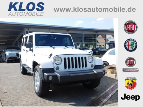 Jeep Wrangler 3.6 UNLIMITED SAHARA V6 284PS