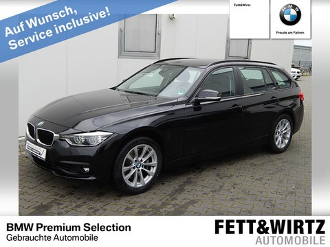 BMW 335 d xDrive Advantage