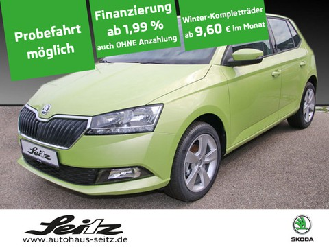 Skoda Fabia 1.0 TSI Cool Plus