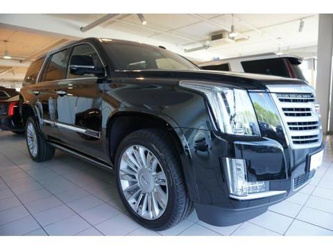 Cadillac Escalade 6.2 V8 Platinum