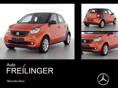 smart ForFour 66kW turbo Ambiente