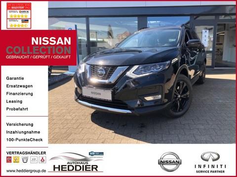 Nissan X-Trail 1.7 N-TEC dCi Panoramaglasausstelldach ° vorne und hinten