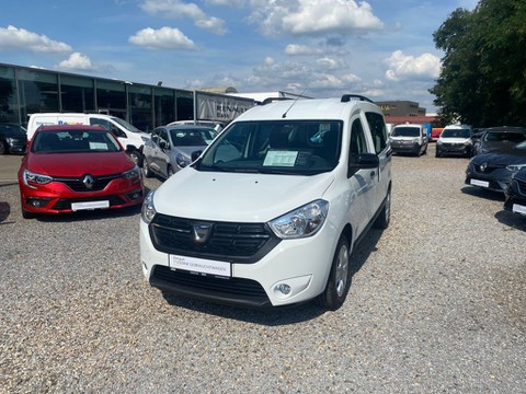 Dacia Dokker TCe130 GPF Comfort NEBELSCHEIN