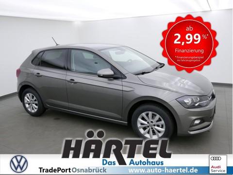 Volkswagen Polo HIGHLINE ( RADAR SIT