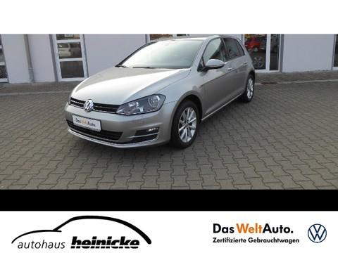 Volkswagen Golf 1.6 TDI VII LOUNGE STH