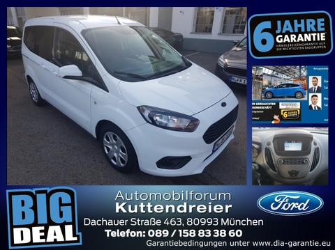 Ford Tourneo Courier 1.0 EcoBoost Trend Kilmaa