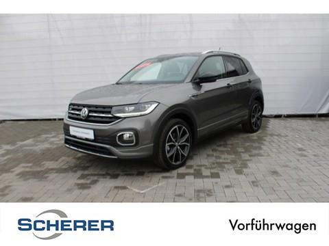 Volkswagen T-Cross 1.0 l TSI Style OPF Style R-Line Rückf