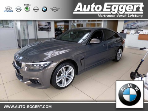 BMW 430 Gran Coupe 7.3 d xDrive M Sport UPE 750