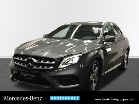 Mercedes-Benz GLA 200 AMG LMR