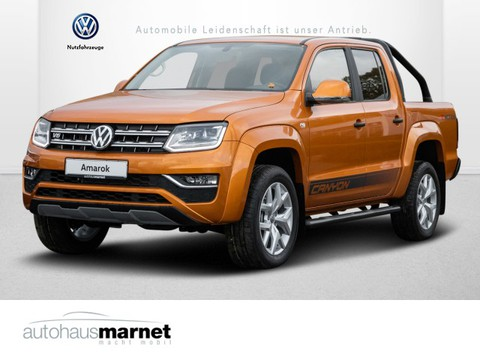 "Volkswagen Amarok 3.0 l TDI DoubleCab Amarok DC Comfortline ""Canyon"""
