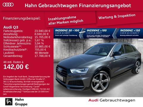Audi Q3 1.4 TFSI sport s-line