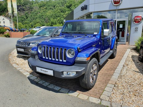 Jeep Wrangler 2.2 CRDi JL UNLIMITED MY20 Sahara